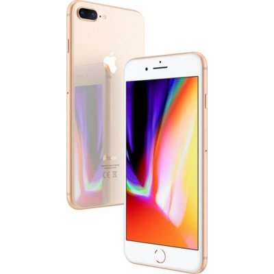 Смартфон Apple iPhone 8 Plus 128GB (золотистый)