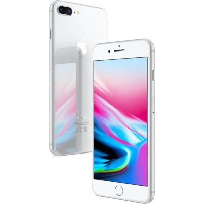 Смартфон Apple iPhone 8 Plus 128GB (серебристый)