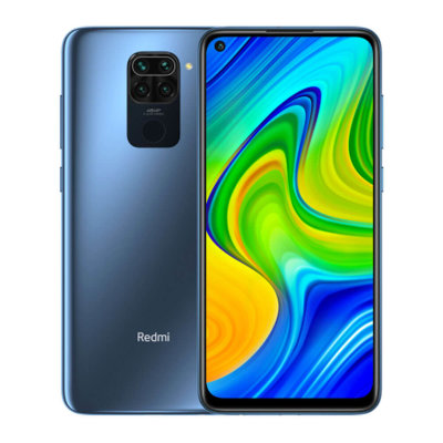 Смартфон Xiaomi Redmi Note 9 3/64GB (серый)