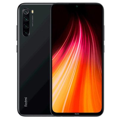 Смартфон Xiaomi Redmi Note 8 4/128 GB (черный) Global Version