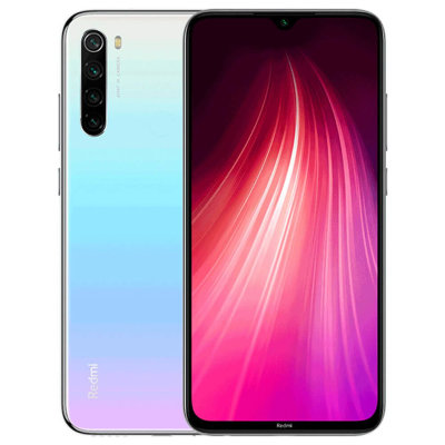 Смартфон Xiaomi Redmi Note 8 4/128 GB (белый) Global Version