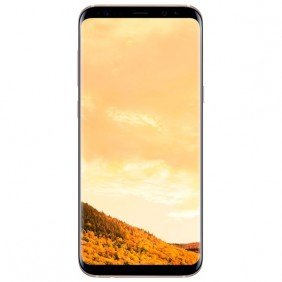 Смартфон Samsung Galaxy S8 plus 64GB (желтый топаз)