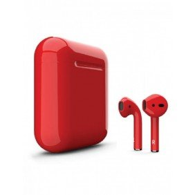Apple AirPods Color Red