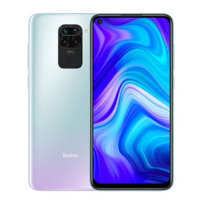 Смартфон Xiaomi Redmi Note 9 4/128GB (белый)