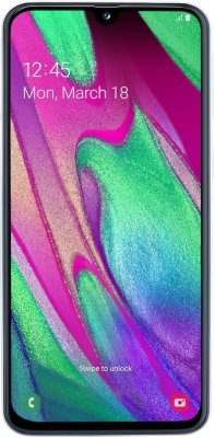 Смартфон Samsung Galaxy A40 4/64Gb Белый
