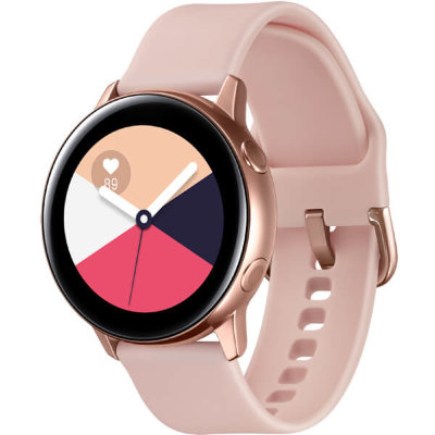 Часы Samsung Galaxy Watch Active Нежная пудра
