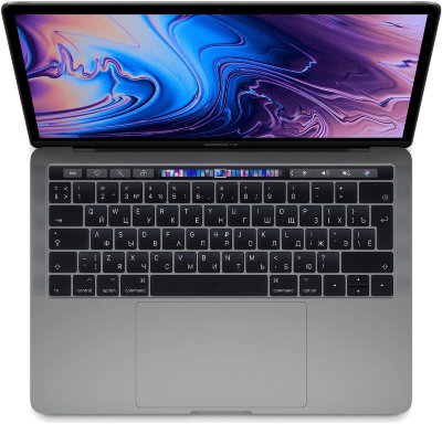 "Ноутбук MacBook Pro 13"" QC i5 1,4 ГГц, 8GB, 256 ГБ SSD, Iris Plus 645, серый"