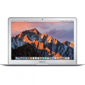 Ноутбук Apple MacBook Air 13 i5 1.8/8Gb/128SSD MQD32 (серебристый)