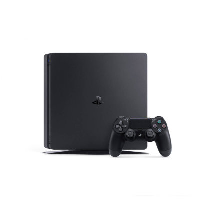 Игровая консоль Sony PlayStation 4 Slim 1TB + Dualshock Black